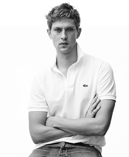 polo lacoste auch